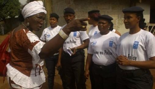 Anne Kennedy UNDP Ebola