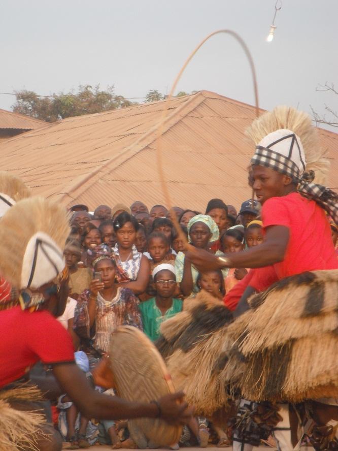 Dancers Sierra Leone
