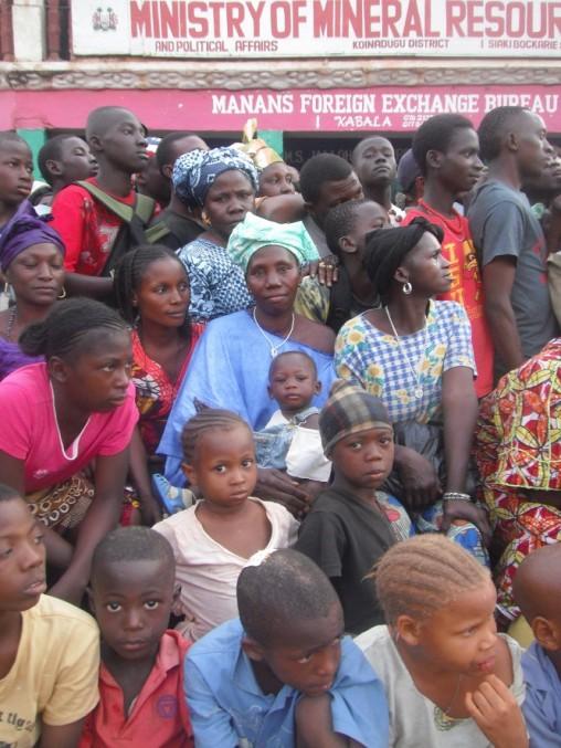 Kenema Sierra Leone